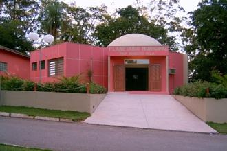Planetário de Itatiba - SP
